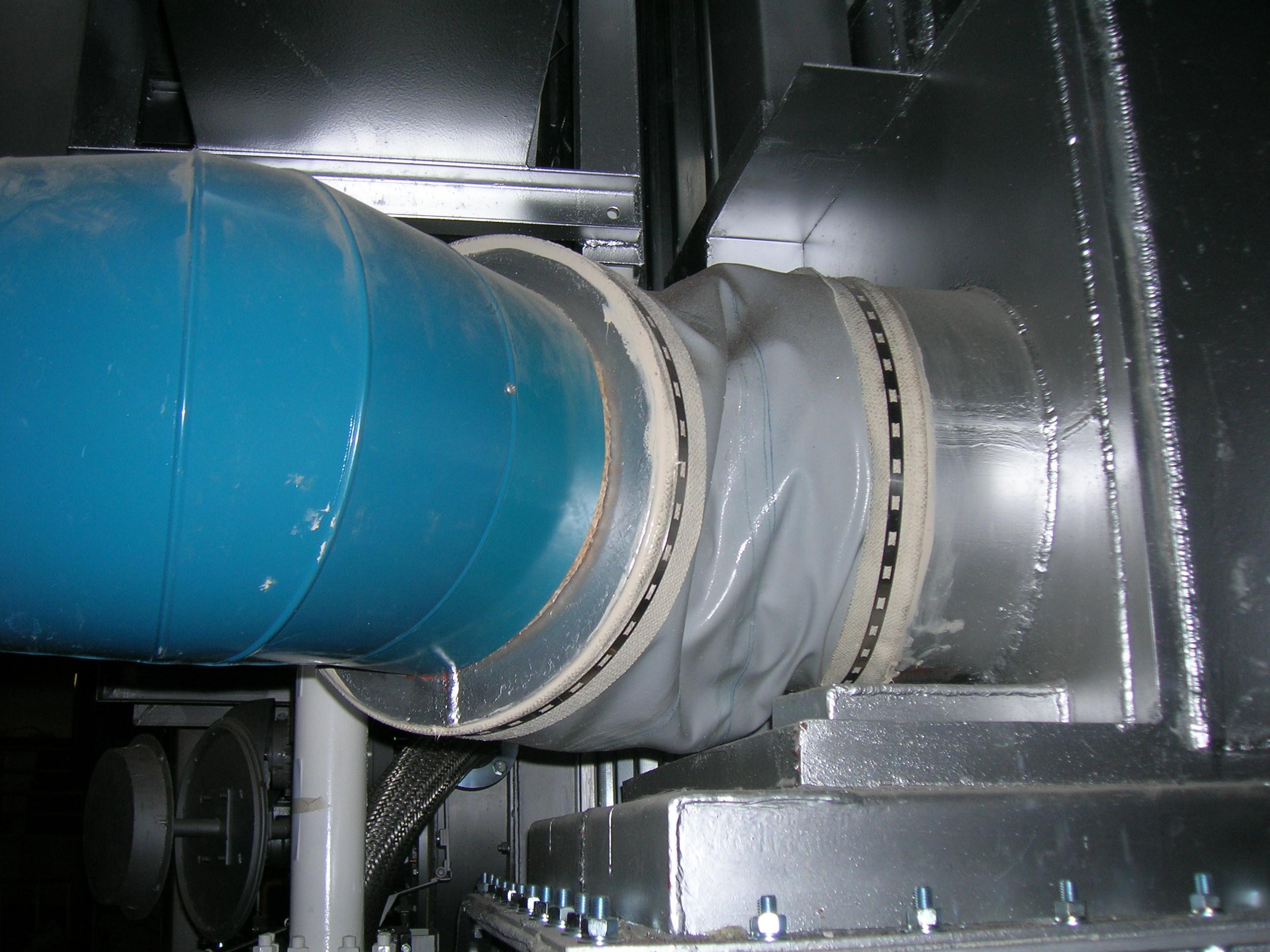 炉貫通部カバー